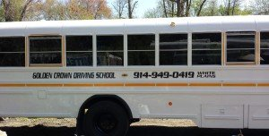 CDL Driving School Bus
